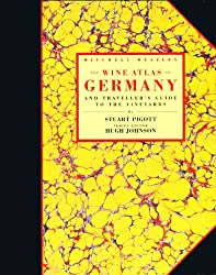 The Wine Atlas of Germany: And Traveller's Guide to the Vineyards