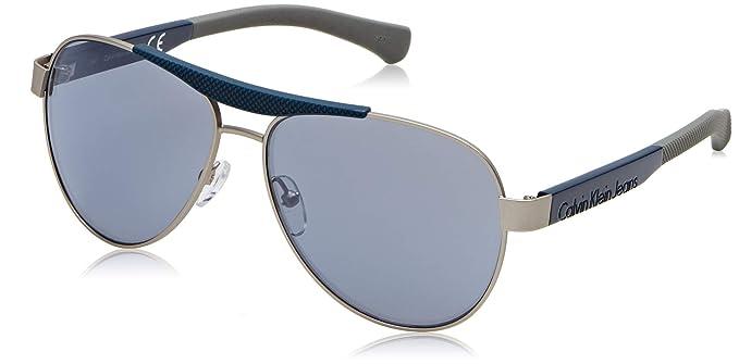 Calvin Klein Ckj812s Gafas de Sol, Black, 57 para Mujer ...