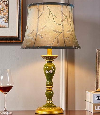 YOJDTD Lámpara de mesa Lámpara de cabecera Lámpara ...