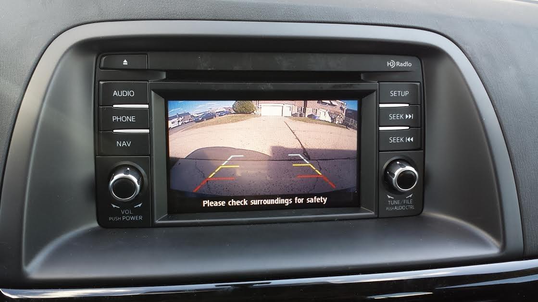 PYvideo Backup Camera Kit for Mazdafor Sedan, Wagon, Cx-5, Cx-9 (2013, 2014,2015)