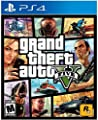 Grand Theft Auto 5 V (Playstation 4 PS4, NTSC, Video Game) Sealed
