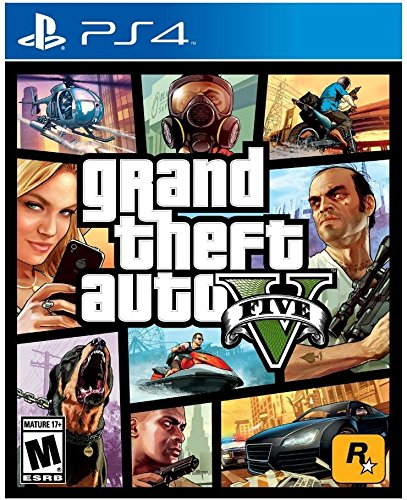 Grand Theft Auto 5 V  Brand New Sealed