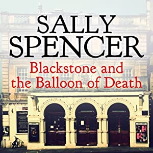 Blackstone and the Balloon of Death Audiobook