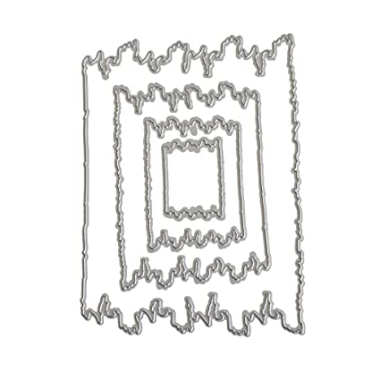 Metal DIY Cutting Dies Stencil for Scrapbooking Album Paper Card Embossing Craft