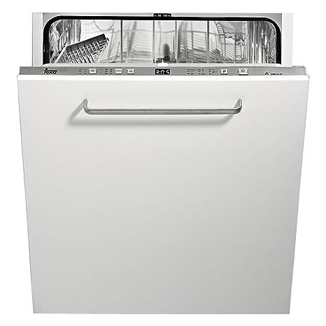 Teka DW8 57 FI Totalmente integrado 13cubiertos A++ lavavajilla - Lavavajillas (Totalmente integrado, Acero inoxidable, Botones, 13 cubiertos, 49 dB, ...