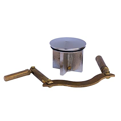 Charmant LASCO 03 4759 Gerber Old Style Bathtub Waste/Overflow Rocker Arm And  Stopper,