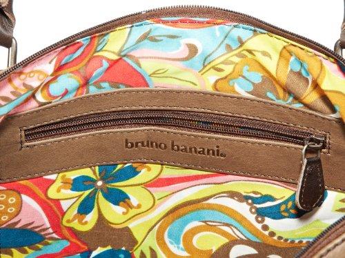 Bruno Banani Bicolour_3 HTL 320_1021, Borsa a mano donna 40x32x16 cm (L x A x P) Marrone (Braun)