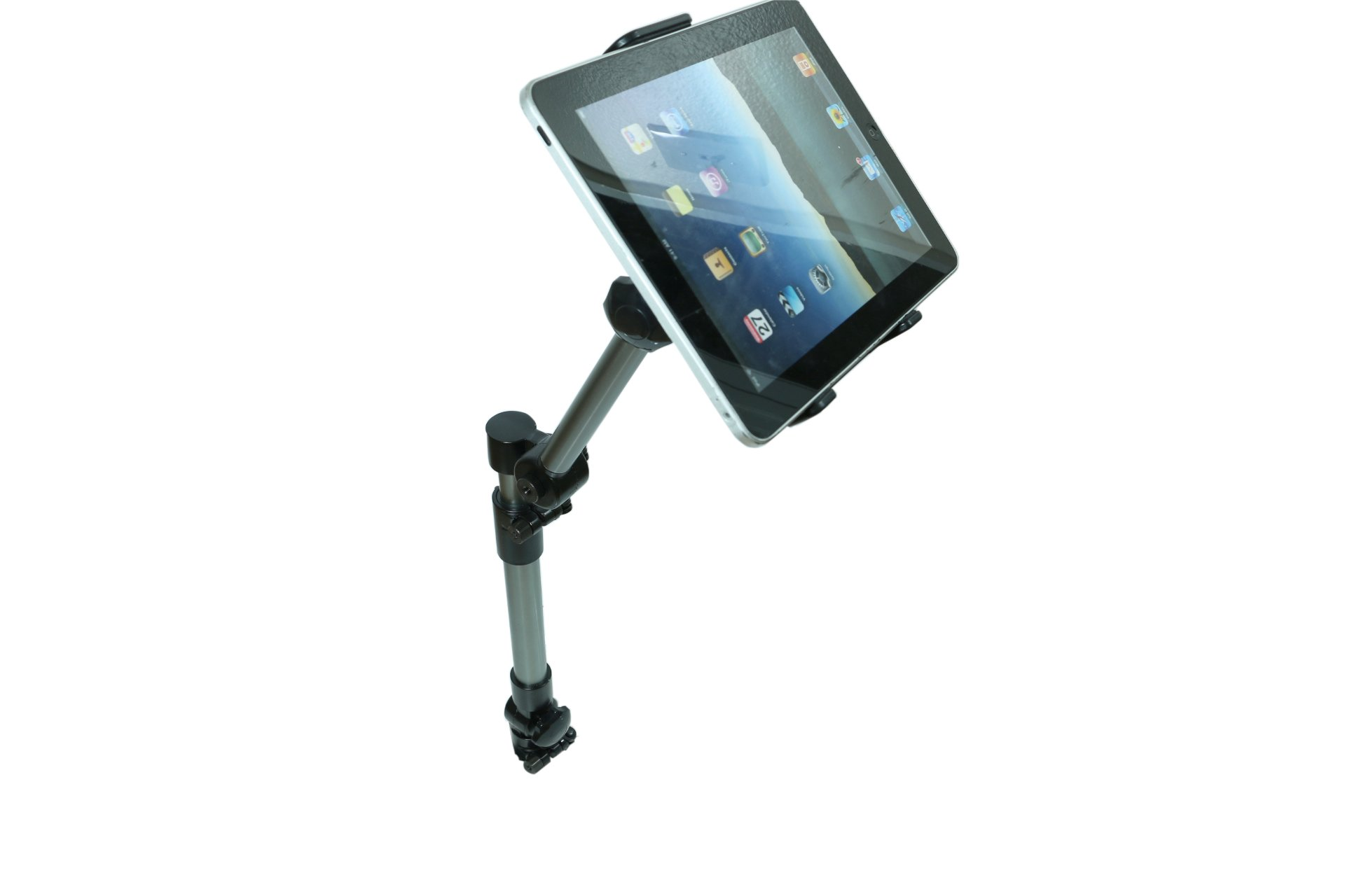 UTSM-02 Heavy-duty Mount: In-Car Universal Tablet/Smartphone Holder