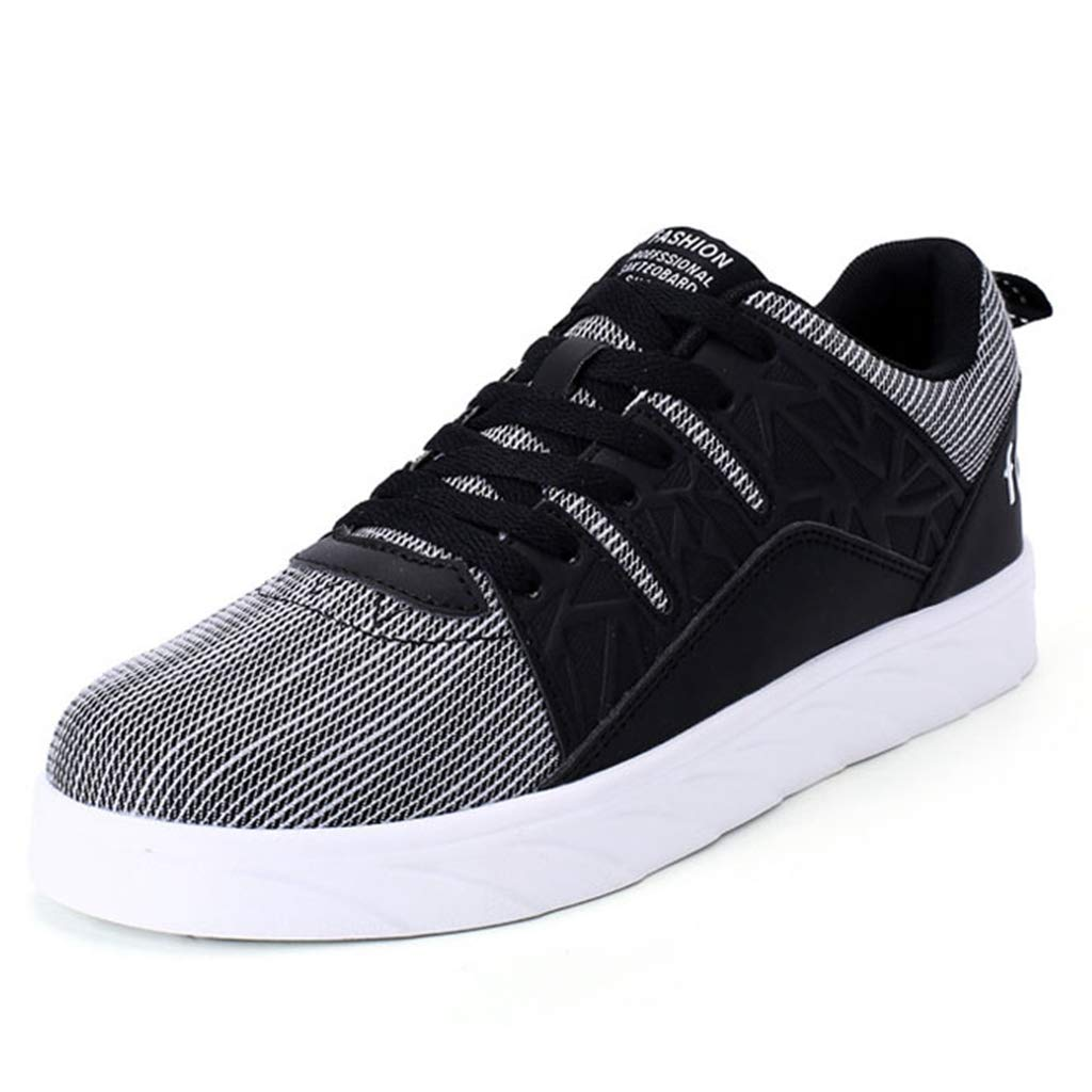 GIY Women Walking Shoes Low Top Lace-up Non Slip Sport Sneakers Trail Casual Running Shoes