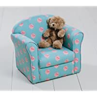 Other Children's Flamingo Armchair, Turquoise