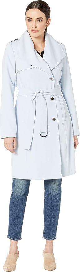 Calvin Klein 卡尔文克莱因 CK 女式风衣 S码3.3折$51.23 海淘转运到手约¥426