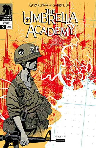 The Umbrella Academy: Dallas #5 (English Edition)