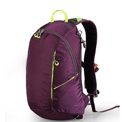 Mochila de Senderismo 20L Mochila de Trekking Gran Capacidad Ligero Impermeable para Acampar Escalada Viajes ZHAOYONGLI