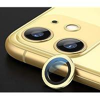 Kilifplus Apple iPhone 11 Kamera Lens Koruyucu CL-02 - Sarı