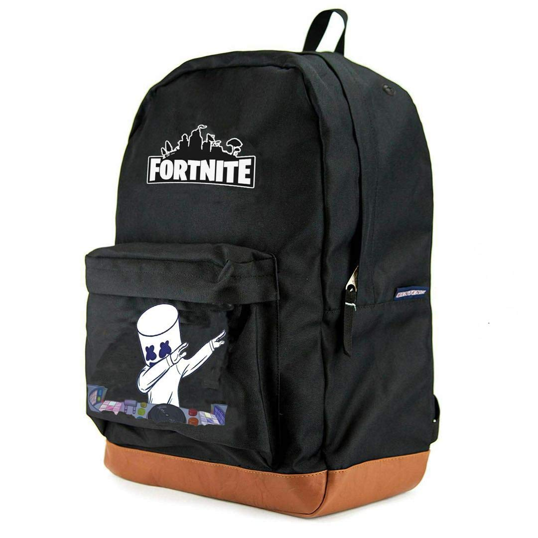 2019 Battle Royale School Bag Notebook Daily 15 inch Backpack (Miro Grey)