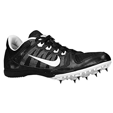 388807a85dd9 Nike Zoom Rival MD 7 Unisex Track Spike Running Shoe (Black White