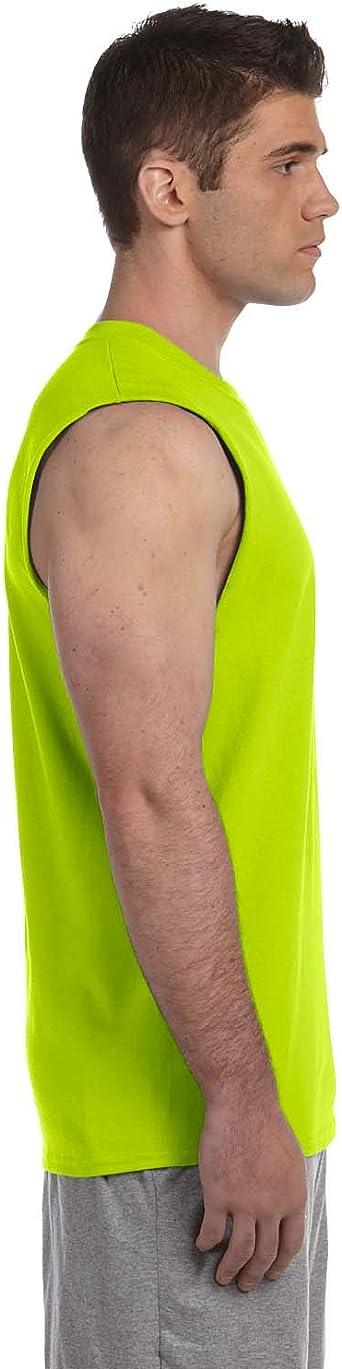 First Quality Gildan 2700 Classic Fit Adult Sleeveless T-Shirt Ultra Cotton