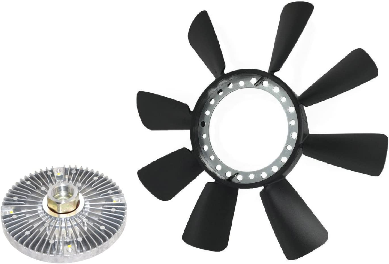 Brand New Radiator Cooling Fan Blade For Vw Passat Audi A4 Quattro 078121301E