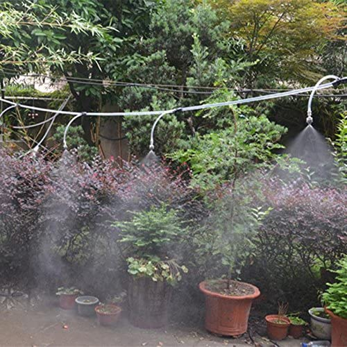 Desconocido Manguera de riego para jardín, Manguera de riego de 25 m, 4 7 mm, Manguera de riego para jardín, Manguera de riego por Agua, Tubo de riego por Goteo: Amazon.es: Jardín