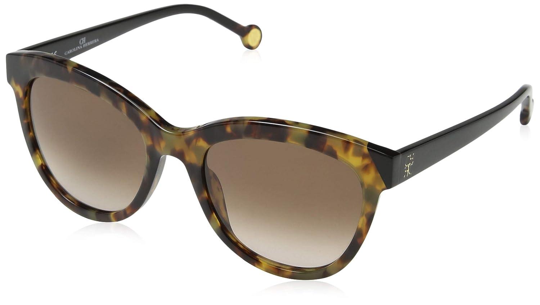 Carolina Herrera Mujer N/A Gafas de sol, Marrón (Shiny ...