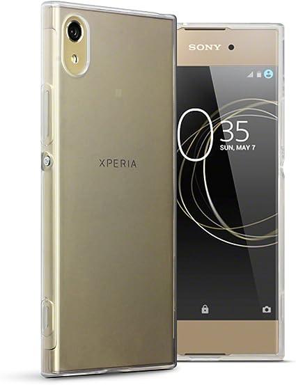 TERRAPIN Sony Xperia XA1 Funda Protectiva de Silicona Gel TPU ...