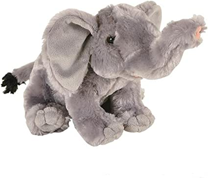 Adventure Planet Elephant Plush Safari 2007