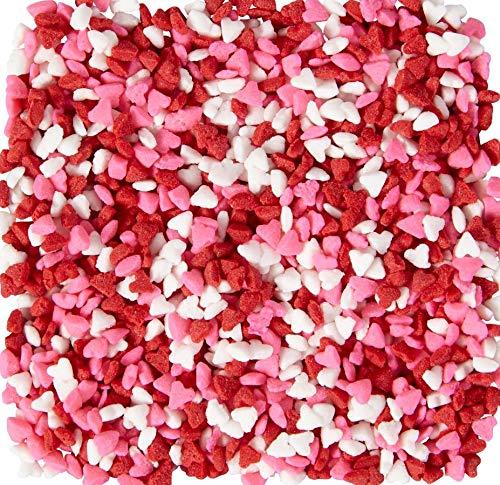 - Mini Heart Sprinkles 3.66 Ounce