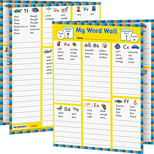 Really Good Stuff My Word Wall Folders: Grade 2