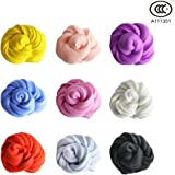 12 Colors Soft Clay for Fluffy Floam Slime Safe and Non-toxic Sensory Toy Scented Stress Relief No Borax Kids Toy
