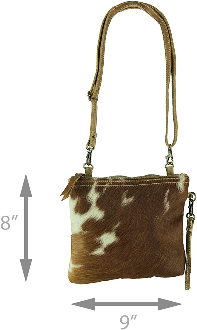 Myra Bag White Brown Cowhide Shade Bag S 1171 Handbags Amazon Com Welcome to myra bags, we wish you many years of success retailing with our exceptional line of fine. myra bag white brown cowhide shade bag s 1171
