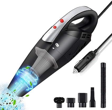 Aspirapolvere per Auto Aspirapolvere Senza Filtri HEPA in con Luce