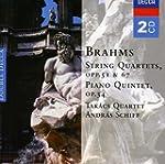 Brahms: String Quartets Op. 51 & 67 /...