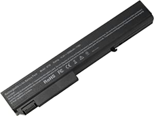 Fancy Buying New Laptop Battery for HP EliteBook 8530p 8530w 8540p 8540w 8730w 8740w - High Performance [8 Cells 14.8V 5200mAh/77Wh]