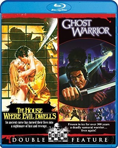 (The House Where Evil Dwells / Ghost Warrior [Double Feature] [Blu-ray])