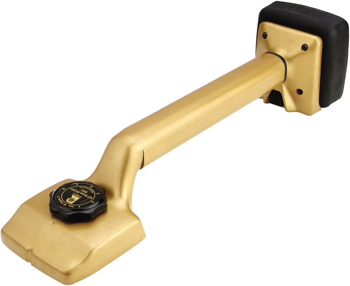 Adjustable Knee Kicker W// High Contour Neck for Use over Stretcher Heads /& Poles
