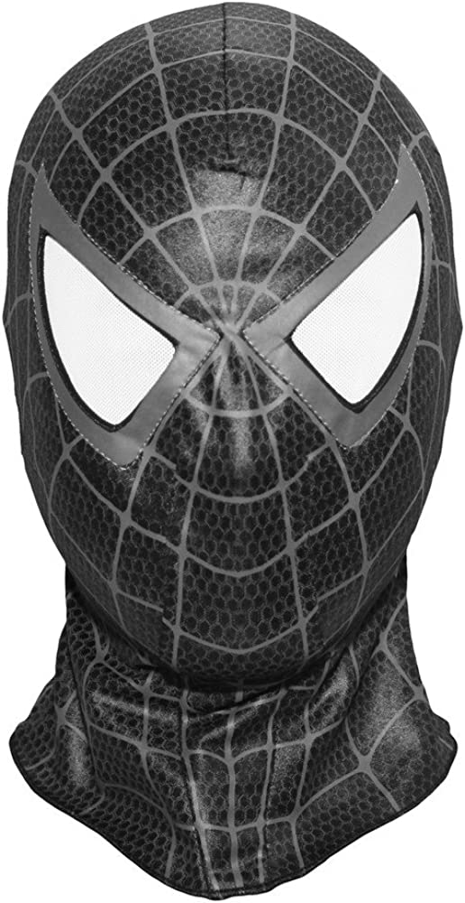 Spiderman Mask Homecoming Costume Cosplay Hood Adult Teens