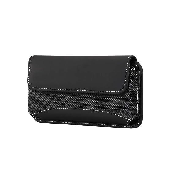 69552f8f50bc Amazon.com: Premium Oxford Cloth Nylon Wallet Sleeve,Men's Black ...
