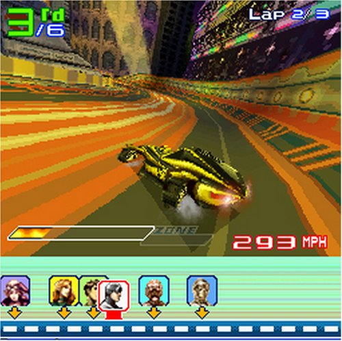 Speed Racer: The Videogame – Nintendo DS