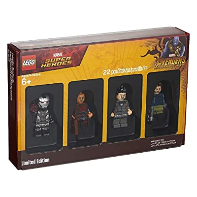 LEGO 2020 Bricktober Super Heroes Minifigure Set 4/4: Toys & Games