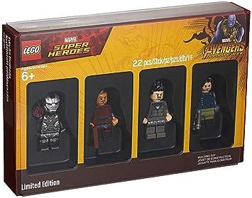 Lego Marvel Super Heroes Avengers Infinity War Exclusive Bricktober 2018 Mini Figures Toys R Us Exclusive Amazon Co Uk Toys Games