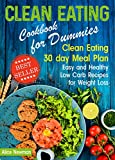 Clean Eating Cookbook for Dummies