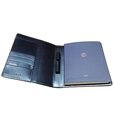 Montblanc Masterpiece Mid Notebook A5 Organizer Organizer, Black