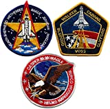 Patch Set Space Shuttle Mission STS-52 STS-53
