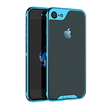 fb2d4207bea Móvil para iPhone 6S Plus, iPhone 6 Plus Funda de silicona, herbests  transparente brillante suave TPU ...