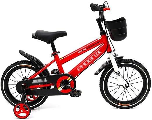 BAICHEN Bici de los niños,Bicicleta de niños 3 Colores,en tamaño ...