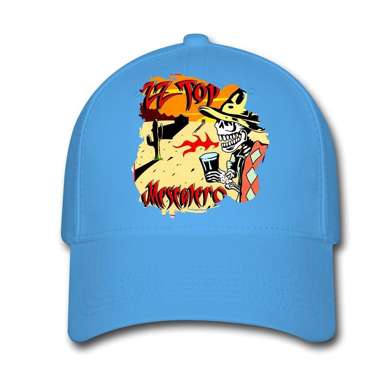 ZZ top crazy Cotton Baseball Cap Snapback Hats Adjustable Hat For Men And Women