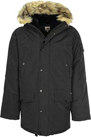Carhartt Anchorage Parka Chaqueta para Hombre: Amazon.es ...