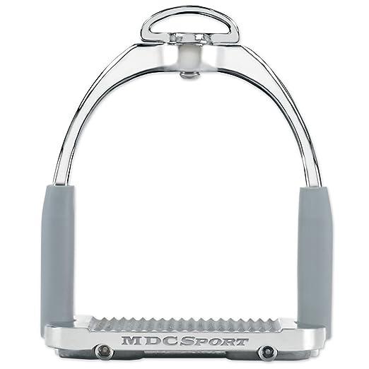 MDC Super Sport Stirrups 4.75 Inch Stainless