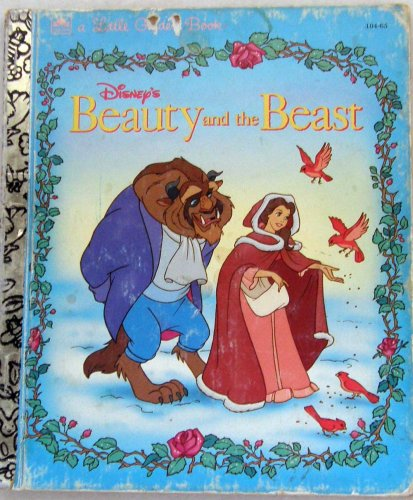 Beauty and the Beast (A Little Golden Book)