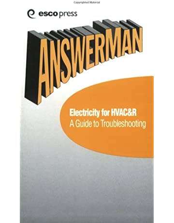 Electricity for HVAC & R: A Guide to Troubleshooting (Answer Man Pocket Reference: